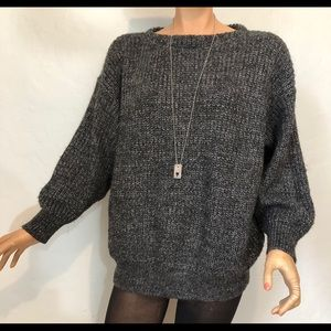 Album by Kenzo Metallic Wool Sweater Size S